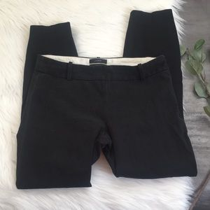 J. Crew The Minnie Black Work Pants